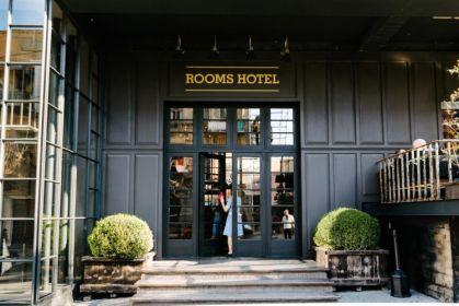 Rooms Hotel Tbilisi *****