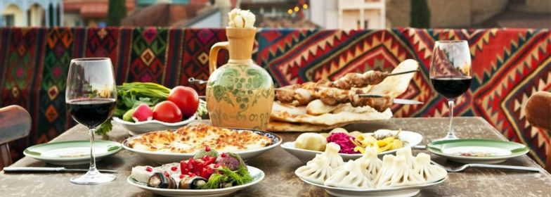 6 Most popular Georgian dishes