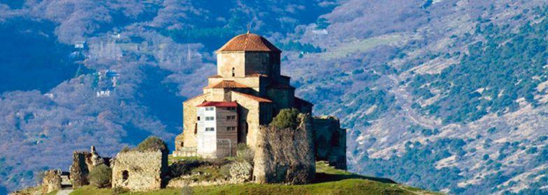 UNESCO World Heritage Objects in Georgia